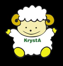 Krysta – Producent Wyrobów z wełny i bawełny Logo
